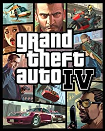 Grand Theft Auto IV PS3 Game