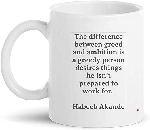 com motivational quotes on hard work mug cup inspiring
