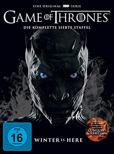 Game Of Thrones Die Komplette 7 Staffel Dvd Amazon De Aidan