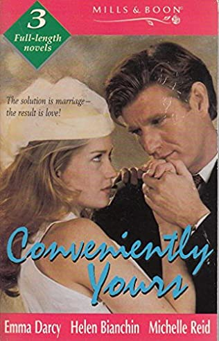 book cover of Conveniently Yours