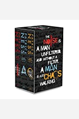 Chaos Walking Trilogy Series Collection Patrick Ness 3 Books Box Set Paperback