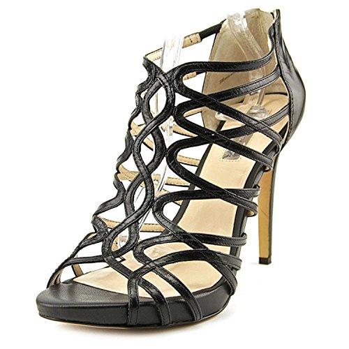 INC International Concepts - Sandalias de vestir para mujer negro