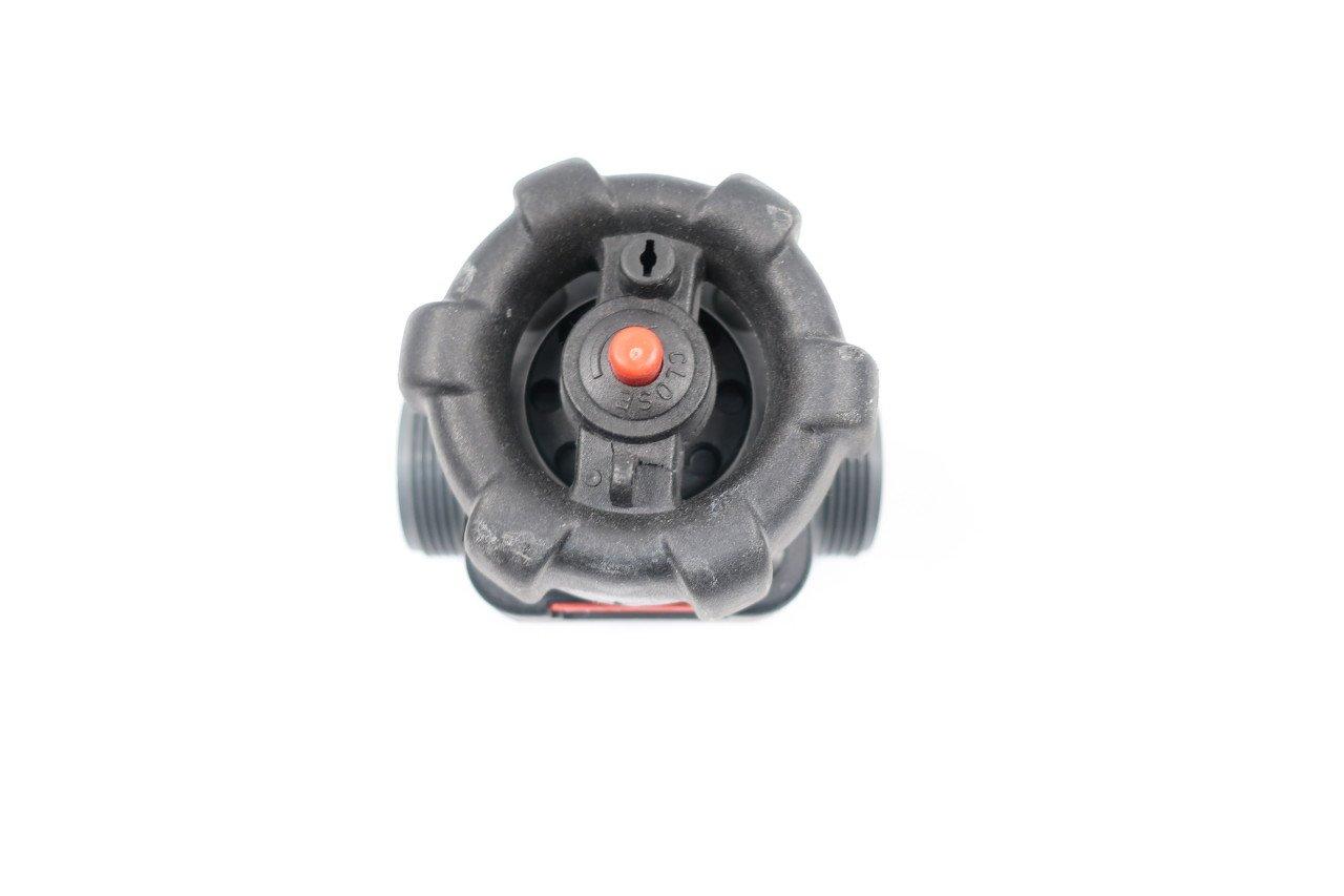 GEMU CO32125 2000051-677025D33-1520 PVC Diaphragm Valve D601481