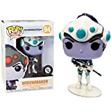 Funko Widowmaker (Lootcrate Exclusive): Overwatch x POP! Games Vinyl Figure & 1 POP! Compatible PET Plastic Graphical Protector Bundle [#094 / 26769 - B]