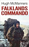 Front cover for the book Falklands Commando by Hugh McManners