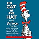 The Cat in the Hat and Other Dr. Seuss Favorites Hörbuch von Dr. Seuss Gesprochen von: Kelsey Grammer, John Cleese, John Lithgow, Billy Crystal, Dustin Hoffman