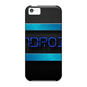 DeannaTodd Design High Quality Android Blue Covers Cases With Excellent Style For Iphone 5c