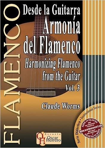 DESDE LA GUITARRA… ARMONÍA DEL FLAMENCO 3 Libro de Partituras ...