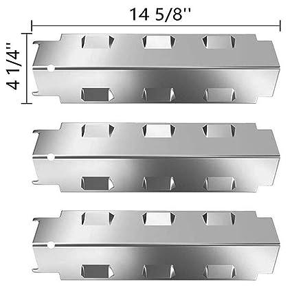 Amazon.com: Htanch SN8531 - Juego de 3 placas térmicas de ...