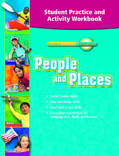 TimeLinks: Second Grade, Student Practice and Activity Workbook (OLDER ELEMENTARY SOCIAL STUDIES)