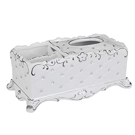 Xiaoyu Caja De Pañuelos, Casa Hotel Baño Toalla Servilleta Caja De Almacenamiento Pañuelo Caja Calidad