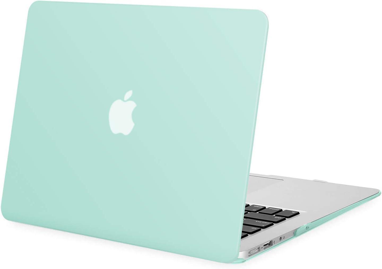 Funda plastica dura Macbook Air 13 A1369 A1466 2010/17 Green