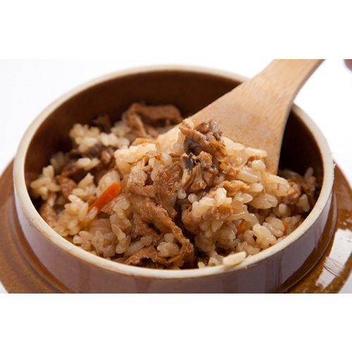 G-7 food system nationwide name Sen pottery this kettle rice scallop one meal by G-7 food system (Image #1)