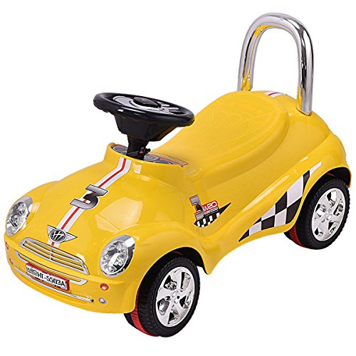 Costzon Toddler Scooter Christmas Yellow product image