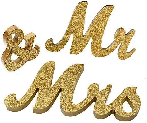 Marsheepy Wedding Sweetheart Decorations Freestanding product image
