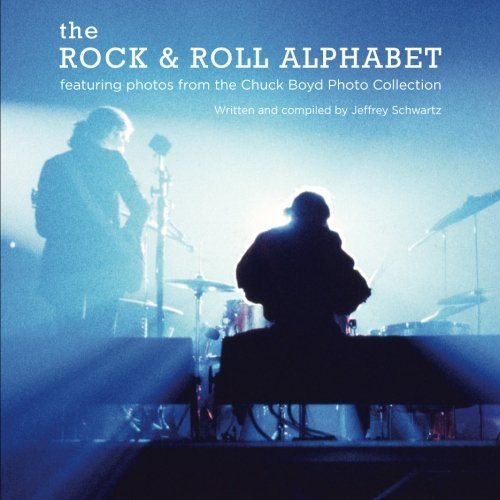 Read Online The Rock & Roll Alphabet PDF