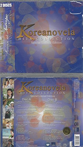 KOREANOVELA HITS COLLECTION (SPECIAL LIMITED EDITION) 2 DISCS