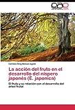 La acción del fruto en el desarrollo del níspero japonés (E. japonica): El fruto y su relación con el desarrollo del árbol frutal (Spanish Edition)