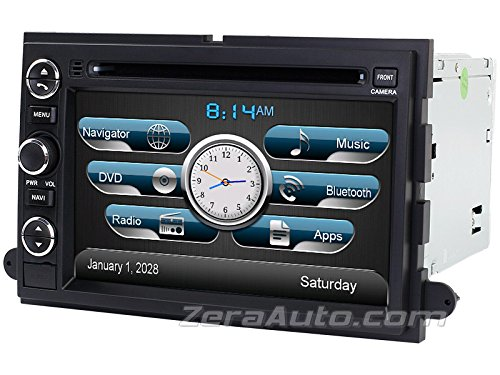 mercury sable 2008 stereo upgrade
