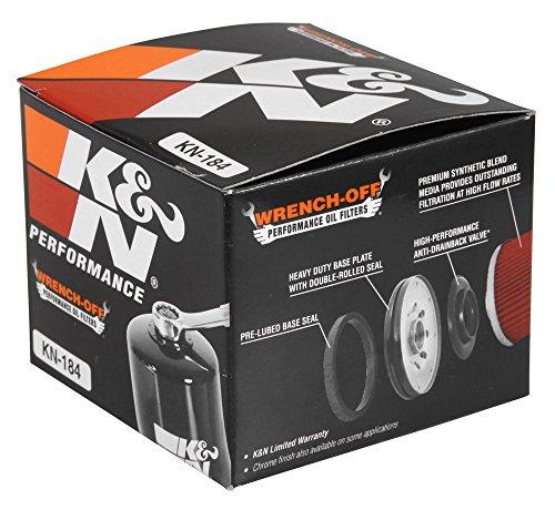 K&N KN-184 Oil Filter