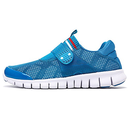 Walking ONEMIX Lightweight Super Running Sports Gym Sneakers And Women's Shoes Men BlueWhite wrAq1tOr
