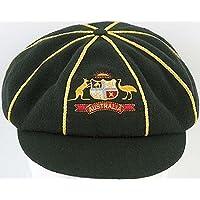 AG Mart Team India Cricket Baggy Cap 100% Woollen Australia England Cricket Test Cap