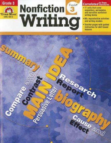 Nonfiction Writing, Grade 3 pdf