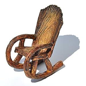 Papa's Rocking Chair for Miniature Garden, Fairy Garden