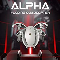 4CH 6-Axis Quadcopter Folding Egg Drone Gifts