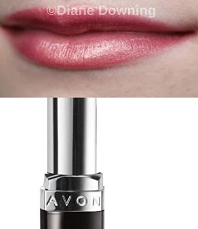 Amazoncom Avon Ultra Colour Rich Lipstick Frozen Rose Beauty