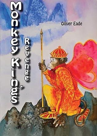 book cover of Monkey King\'s Revenge