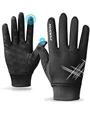 PERSIST Gloves for Men Women Cycling Thermal Touch screen Winter Bike Hiking Horse Riding Driving