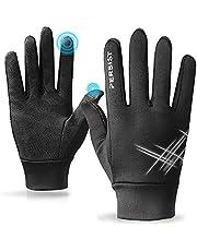 Winterhandschoenen voor Heren Dames, Warm en Touchscreen, Outdoor Fietshandschoenen, Sporthandschoenen