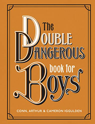 Book Cover: The Double Dangerous Book for Boys