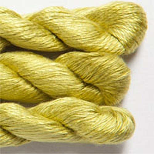 Pepper Pot Silk -Single Ply-CHARDONNAY-072-THIS LISTING IS FOR 1 SKEIN