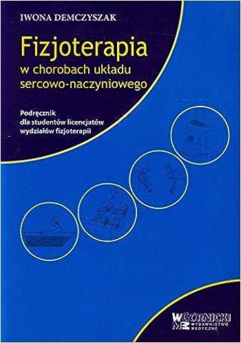 Book Fizjoterapia w chorobach ukladu sercowonaczyniowego