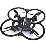 SIMREX X400-V2 Mini Drone RC Training Quadcopter for Kids Altitude Hold Headless RTF 6-Axis Gyro 4CH 2.4Ghz Helicopter Toy with Remote Control Super Easy Fly for Beginners
