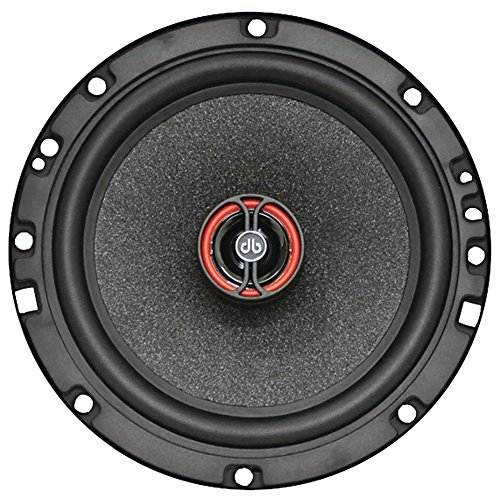 Db Drive S3 60s Speakers, Coaxial Shallow Mount (Shallow Coaxial)