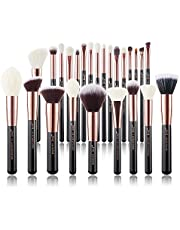 Jessup Brand 25pcs Professional Makeup Brush set Beauty Cosmetic Foundation Power Blushes eyelashes Lipstick Natural-Synthetic Hair Brushes set …