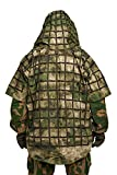 Ghillie Suit ''Ghost'' by SPOSN / SSO | Russian Sniper Coats / Viper Hoods (A-TACS FG)
