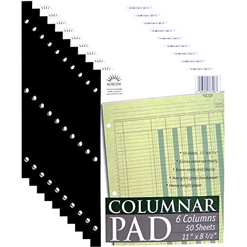Top Columnar Books & Pads