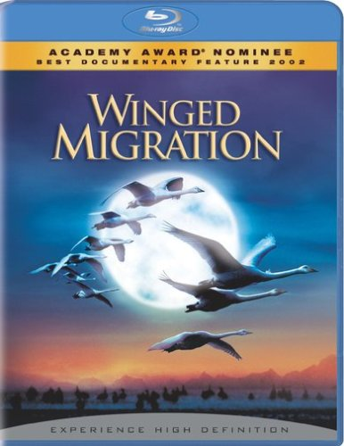 Winged Migration [Blu-ray] (2009) -  Rated G, Jacques Perrin