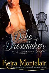 The Duke and the Dressmaker (St. James Series Book 1) (English Edition)