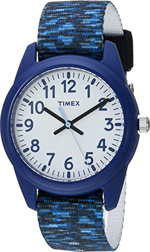 Timex Unisex Analog Nylon Strap (Little Kids/Big Kids)