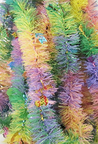BIG CITY BARGAINS Easter Garland 15 Feet Long