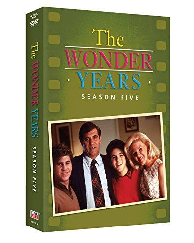 The Wonder Years: Season 5 (Wonder Years Dvd Season 4)