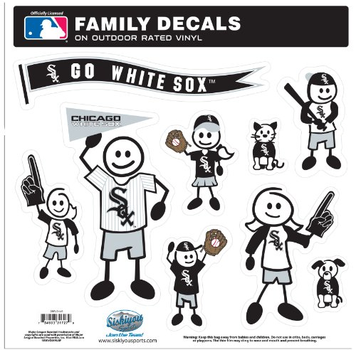 White Sox Decals - 8