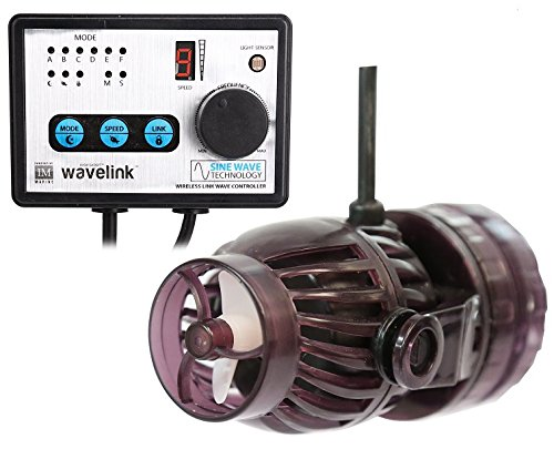 Innovative Marine Wavelink DC Wavemaker Powerhead - Desktop 165-1500 GPH by Innovative Marine