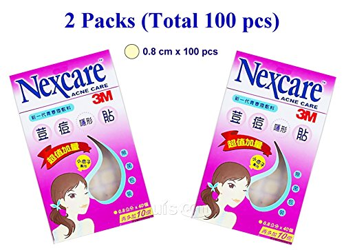 3M Nexcare Dressing Pimple Stickers