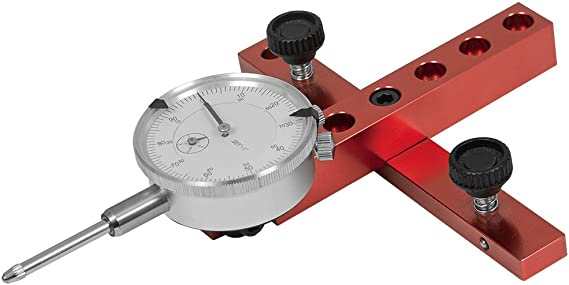 A-Line It Basic Kit with Dial Indicator For Aligning and Calibrating Work Shop Machinery Like Table Saws